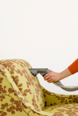 Upholstery cleaning in Farmers Branch, TX by Gleam Clean Carpet Cleaning