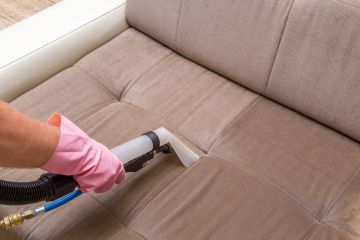 Upholstery cleaning in Lancaster, TX by Gleam Clean Carpet Cleaning